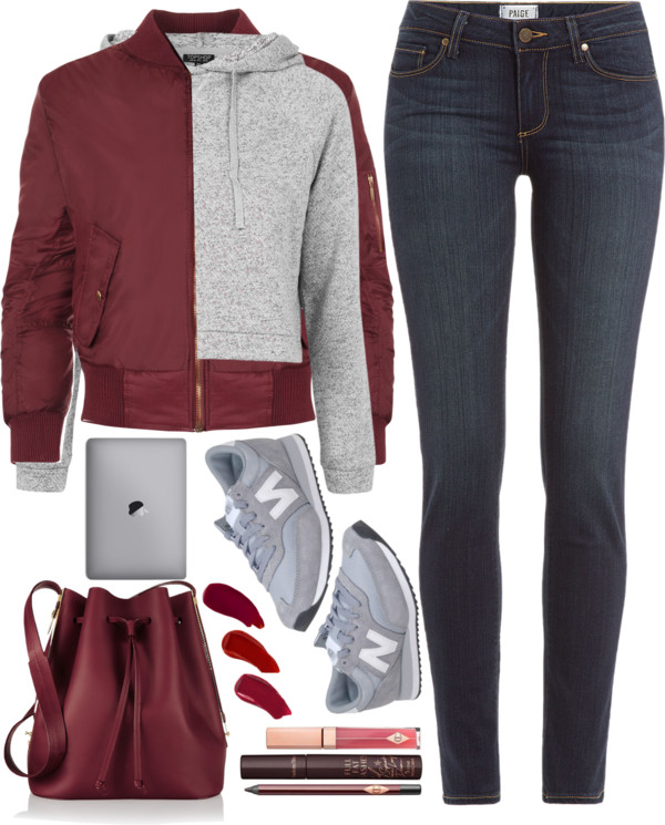 12 Beautiful Outfits For Teen Girls - College Style -7656